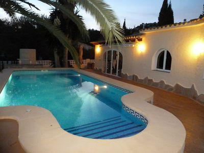 Vakantiehuis Villa Los Leones