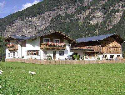 Appartement Landhaus Holzknecht