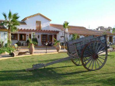Vakantiehuis La Granja de Antonio
