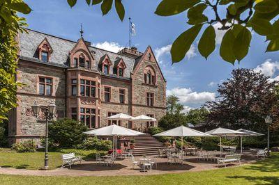 Hotel Romantik Hotel Schloss Rettershof