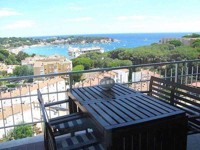 Appartement Caleta del Sol - Met uitzicht op zee