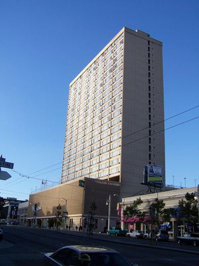 Hotel Holiday Inn Golden Gateway