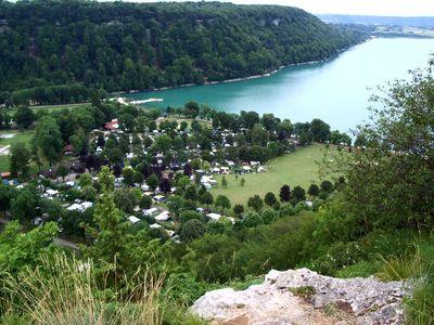Camping Domaine de Chalain
