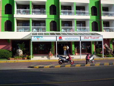 Hotel Club Horizontes Tropical