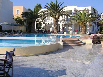 Hotel Amalthia Beach
