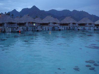 Hotel Hilton Moorea Lagoon Resort & Spa