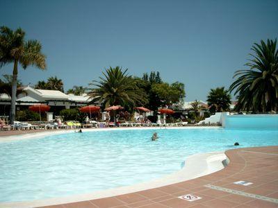 Vakantiepark Maspalomas Lago