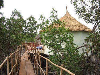 Bungalow Bintang Bolong Lodge