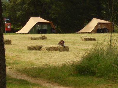 Camping Des 2 Rives