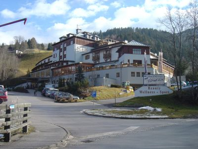Hotel Sporthotel Wagrain