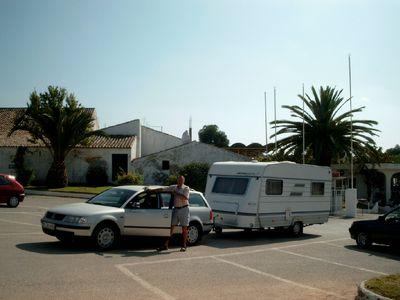 Camping Armaçao de Pera