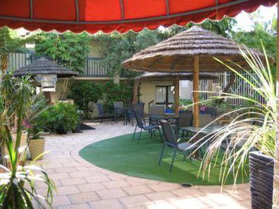 Hotel Comfort Inn & Suites West Beach Lagoon