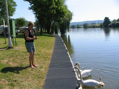 Camping Fortuna Camping am Neckar