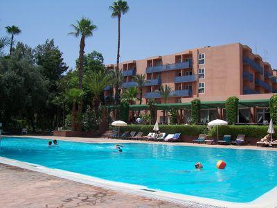 Hotel Golden Tulip Farah Marrakech