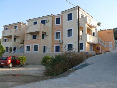 Appartement Huize Evangelia
