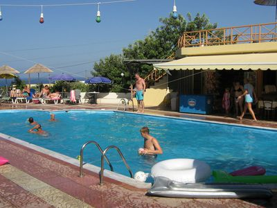 Appartement Sun Club Olympia