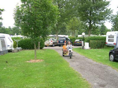 Camping In De Bongerd