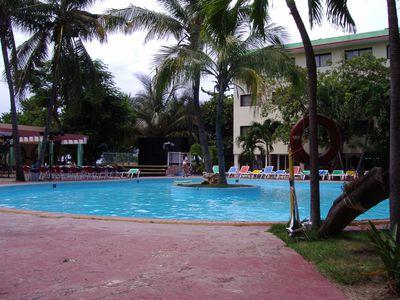 Hotel Club Amigo Tropical