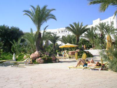 Hotel Vincci Djerba Resort