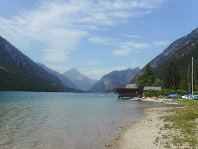 Camping Sennalpe en Seespitz