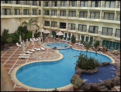 Hotel Zoser
