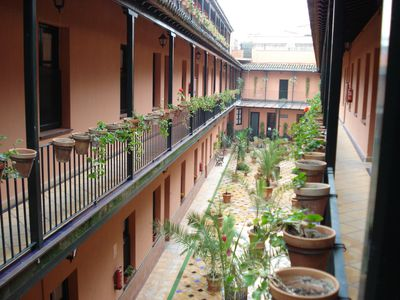 Aparthotel Patios de Alameda