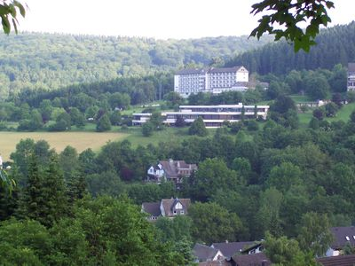 Vakantiehuis Terrassenhaus am Walde