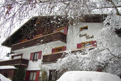 Appartement Pension Haus Tirol Kaprun