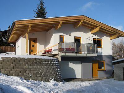 Vakantiehuis Haus Weber
