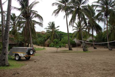 Lodge Bamboozi Beach Lodge