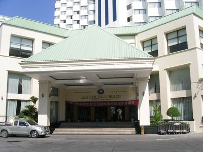 Hotel Jomtien Palm Beach