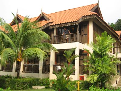 Hotel Laguna Redang Island Resort