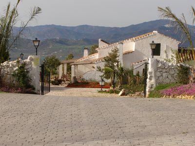 Vakantiehuis Cantueso