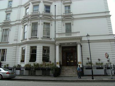 Hotel The Grange Strathmore