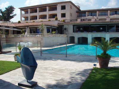 Hotel Mas d'Artigny