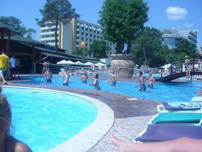 Hotel DAS Club Hotel Sunny Beach (Flora Park-Rodopi-Svete)