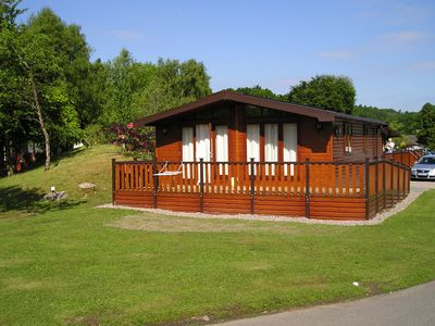 Camping Lomond Woods Holiday Park
