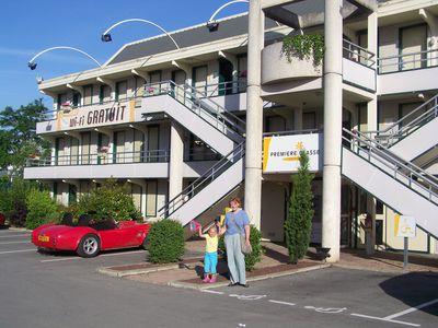 Hotel Premiere Classe Dijon Nord