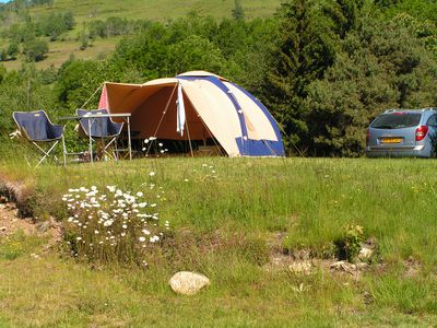 Camping Ascou La Forge - Mountain Sports