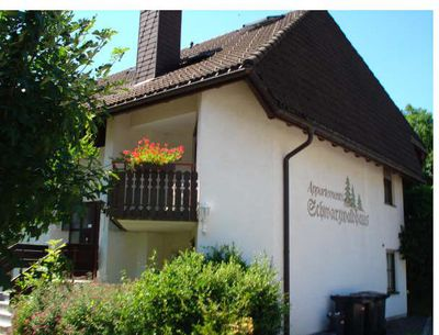 Appartement Schwarzwaldhaus