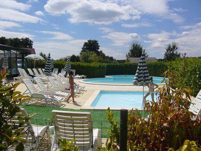 Vakantiehuis Le Domaine du Grand Bois