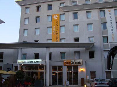 Hotel Premiere Classe Roissy Parc des Expositions