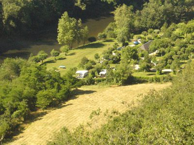 Camping Le Coursavy