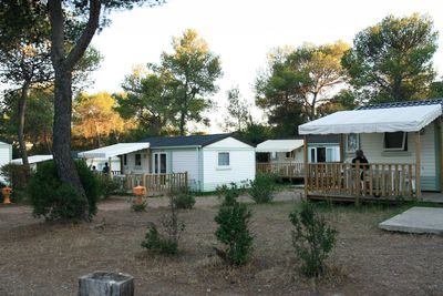 Camping Parc Saint James Oasis Village