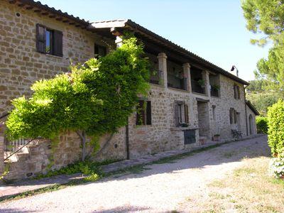 Appartement Casalfarneto