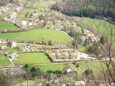 Camping Le Champ d'Ayres (Lozere)