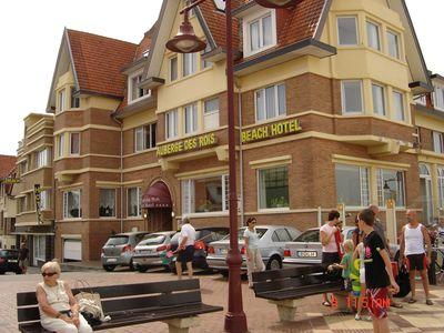 Hotel Auberge des Rois Beach