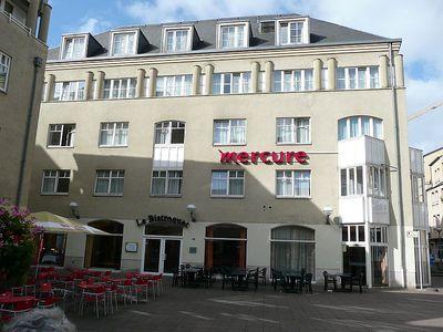 Hotel Mercure Esch Alzette