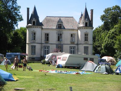 Camping Ville Huchet