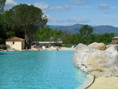 Vakantiepark P&V Resort Le Rouret En Ardeche